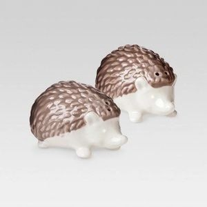 Target Hedgehog Salt and Pepper Shaker Set